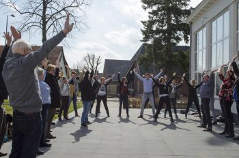 Eerste groep deelnemers  Reset gestart in Maarheeze